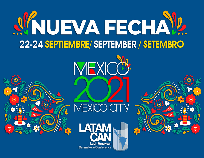 New date for LATAMCAN Conference